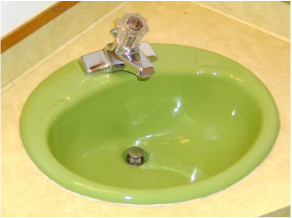 Refinishing bathroom sinks | Bathroom Sinks | Fort Collins, Colorado