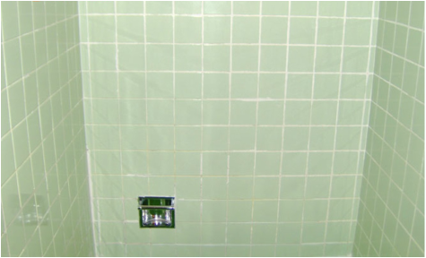 bathroom tile refinishing